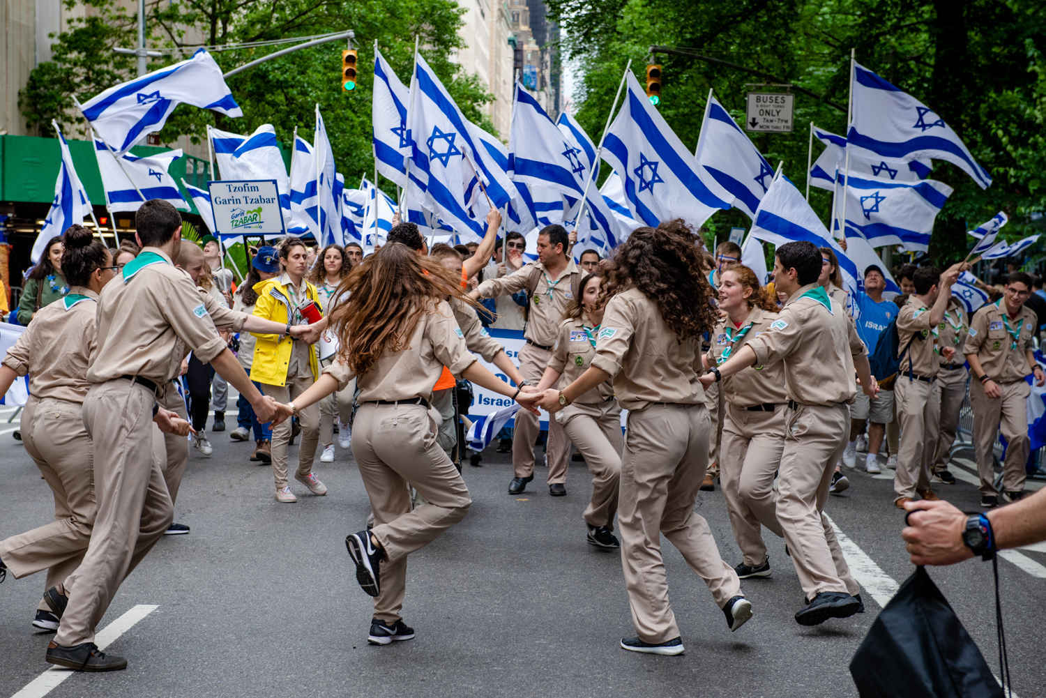 Support Friends of Israel Scouts image