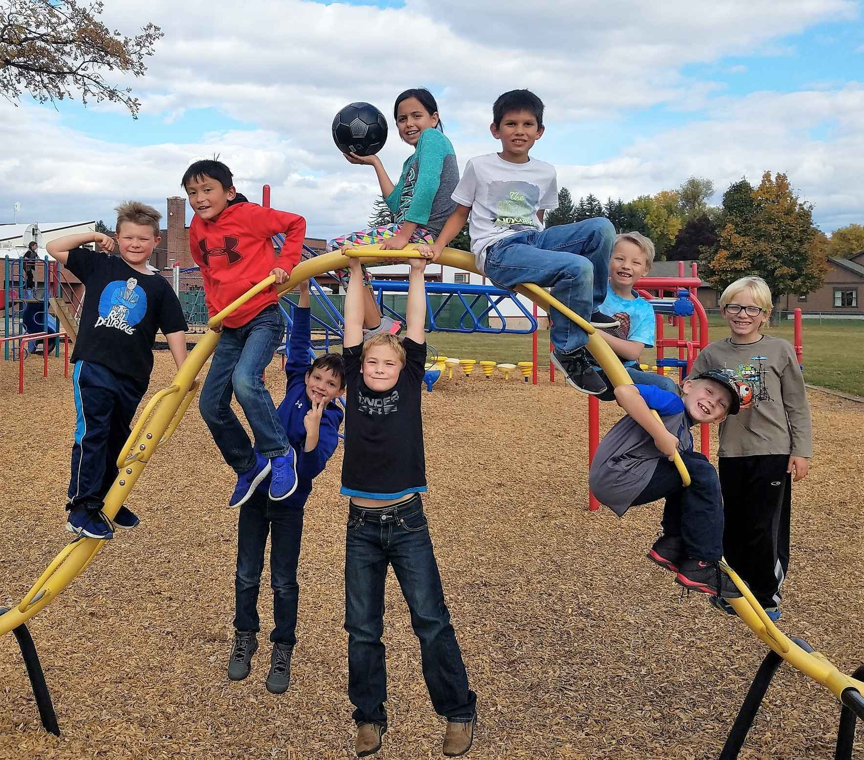 Together we can level the playing field for Missoula youth. image