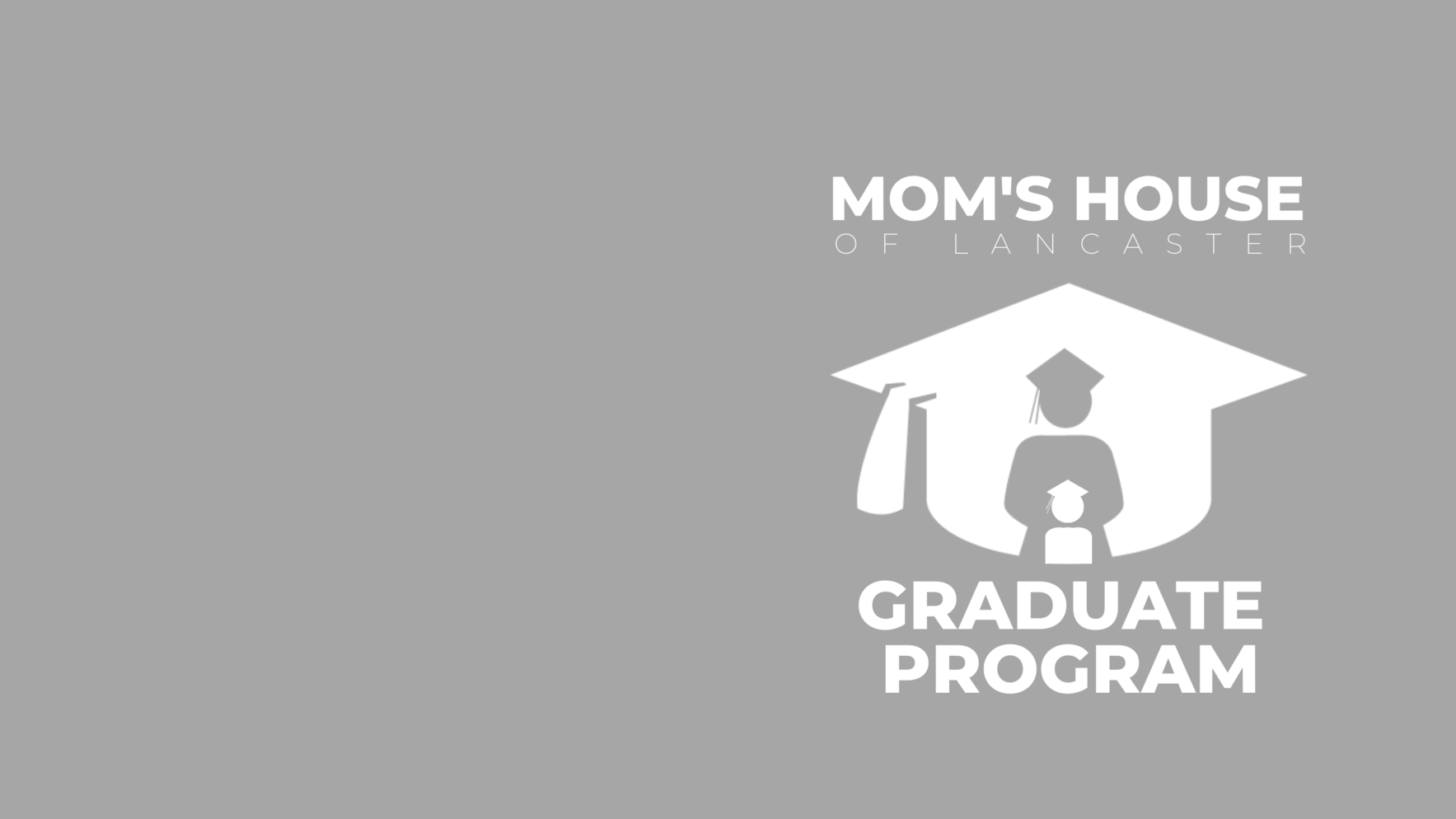 Mom's House wants to see you AND your child succeed and have a bright future! image