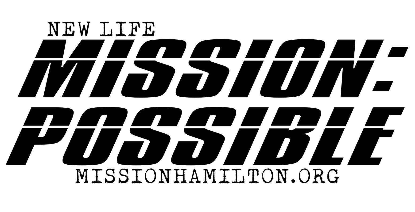 YOUR MISSION-TRANSFORM A COMMUNITY! image