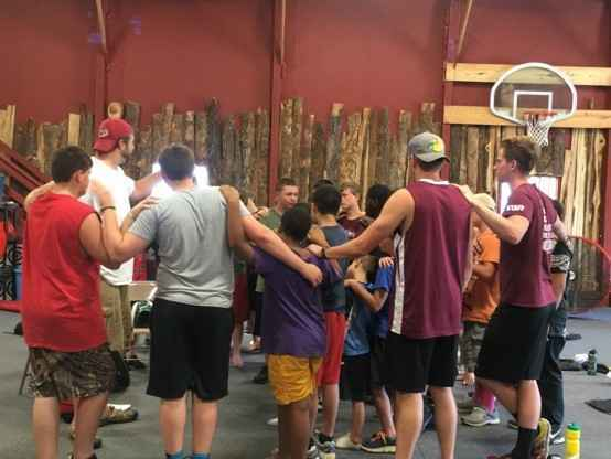 Give today to support Camp P82! image