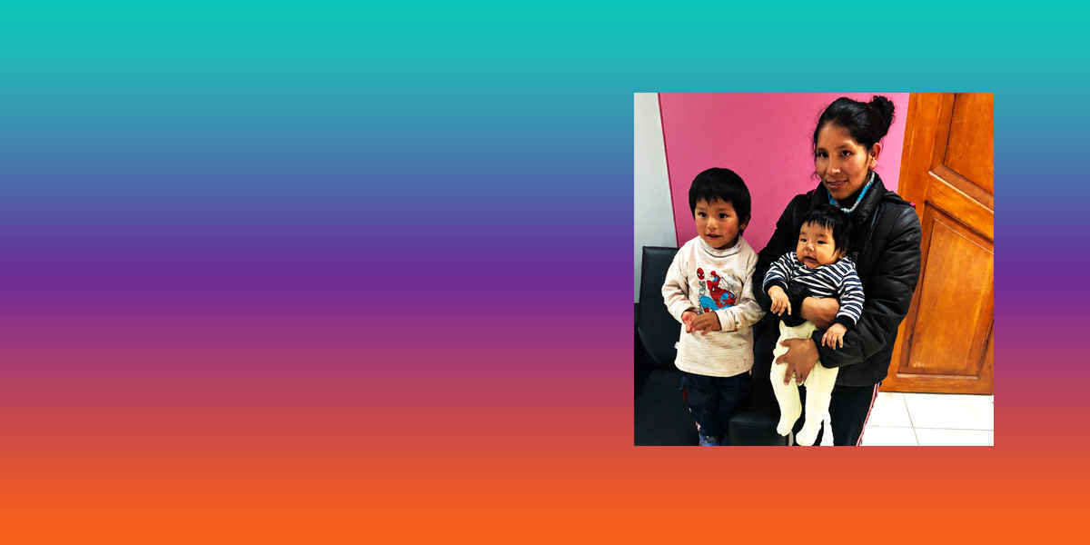 Help provide a safe home for Mariela and her children image