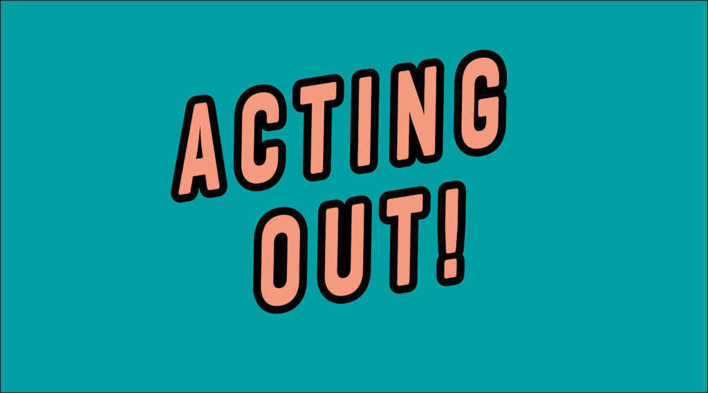 Help a child participate in Acting Out! image