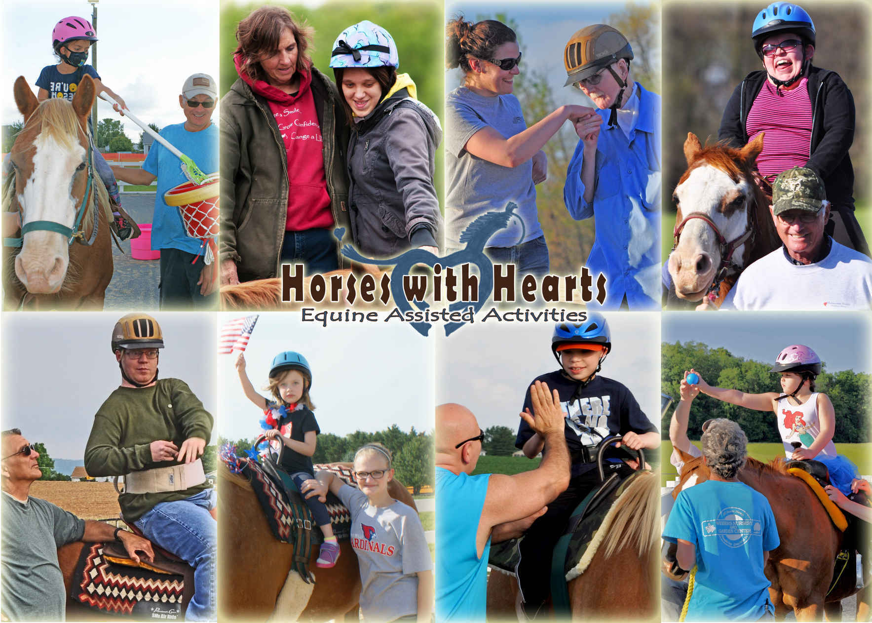 Horses with Hearts Equine Assisted Activities image