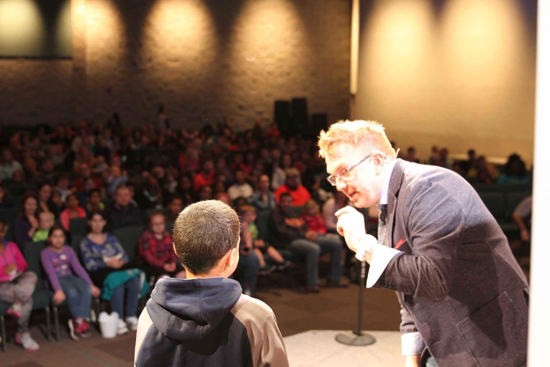 Yes Scott! I want to partner with you and NDE to proclaim the Gospel to families! image
