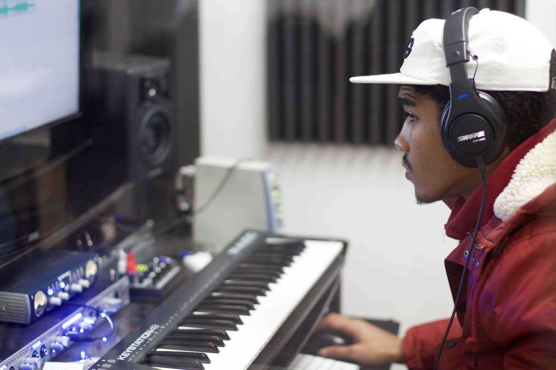 Empower Chicago's Youth through Music Education & Mentorship image