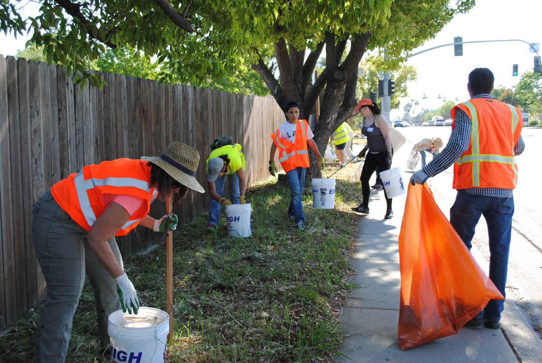 Join us for Neighborhood Integrity Day! image