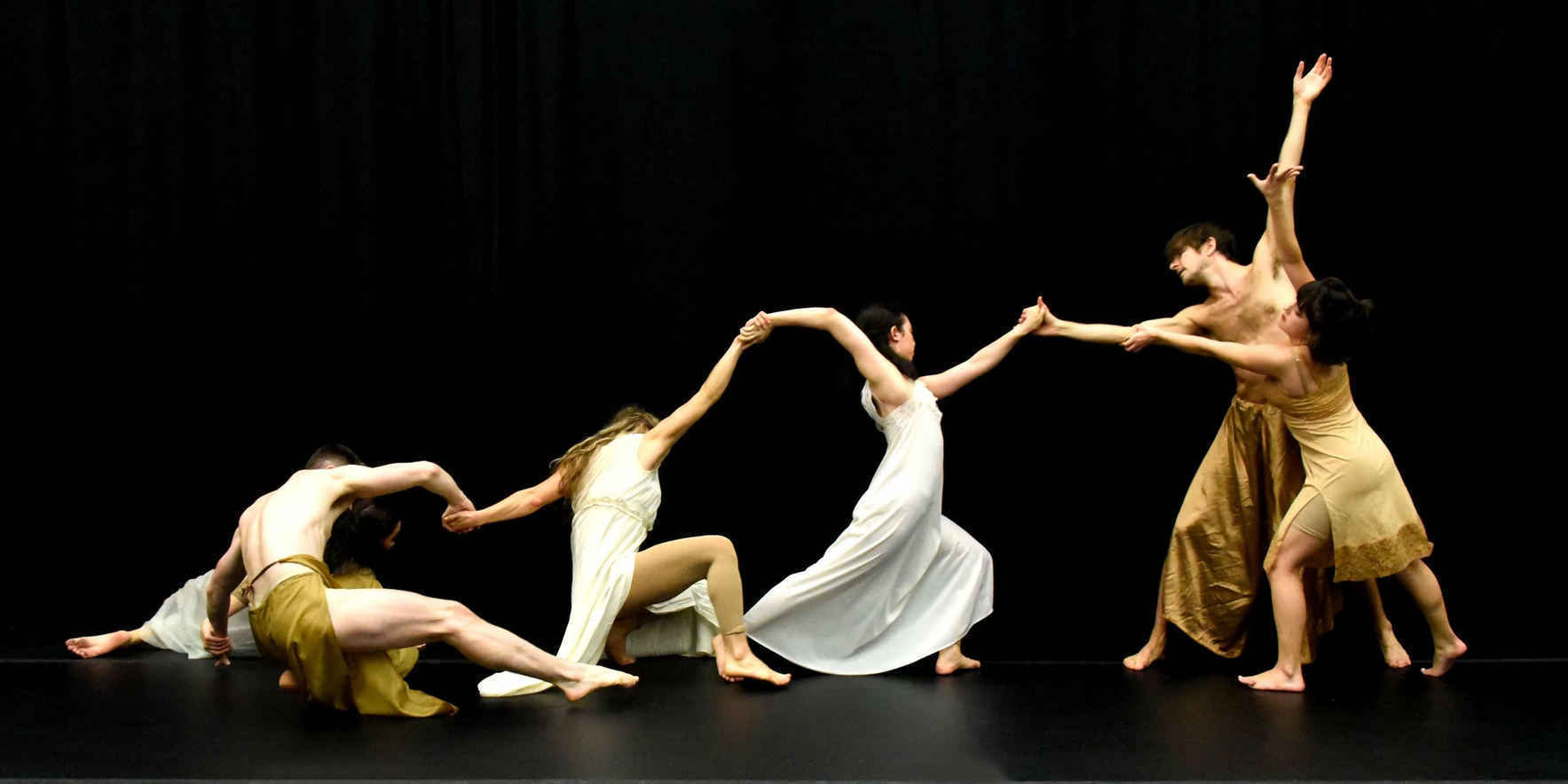 Make a difference through support of the arts and a dedicated dance company image