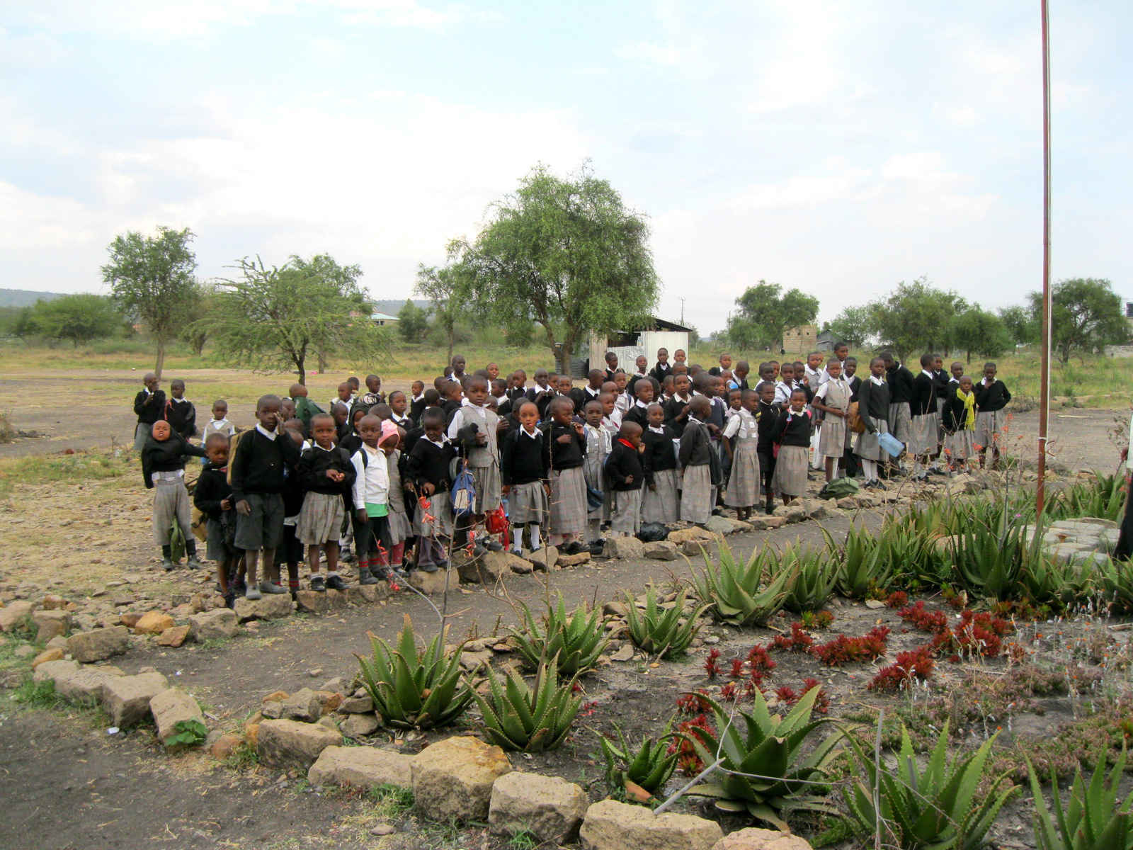 Red Rhino Orphanage Project image