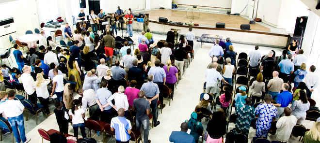 Support New Beginnings International Church image
