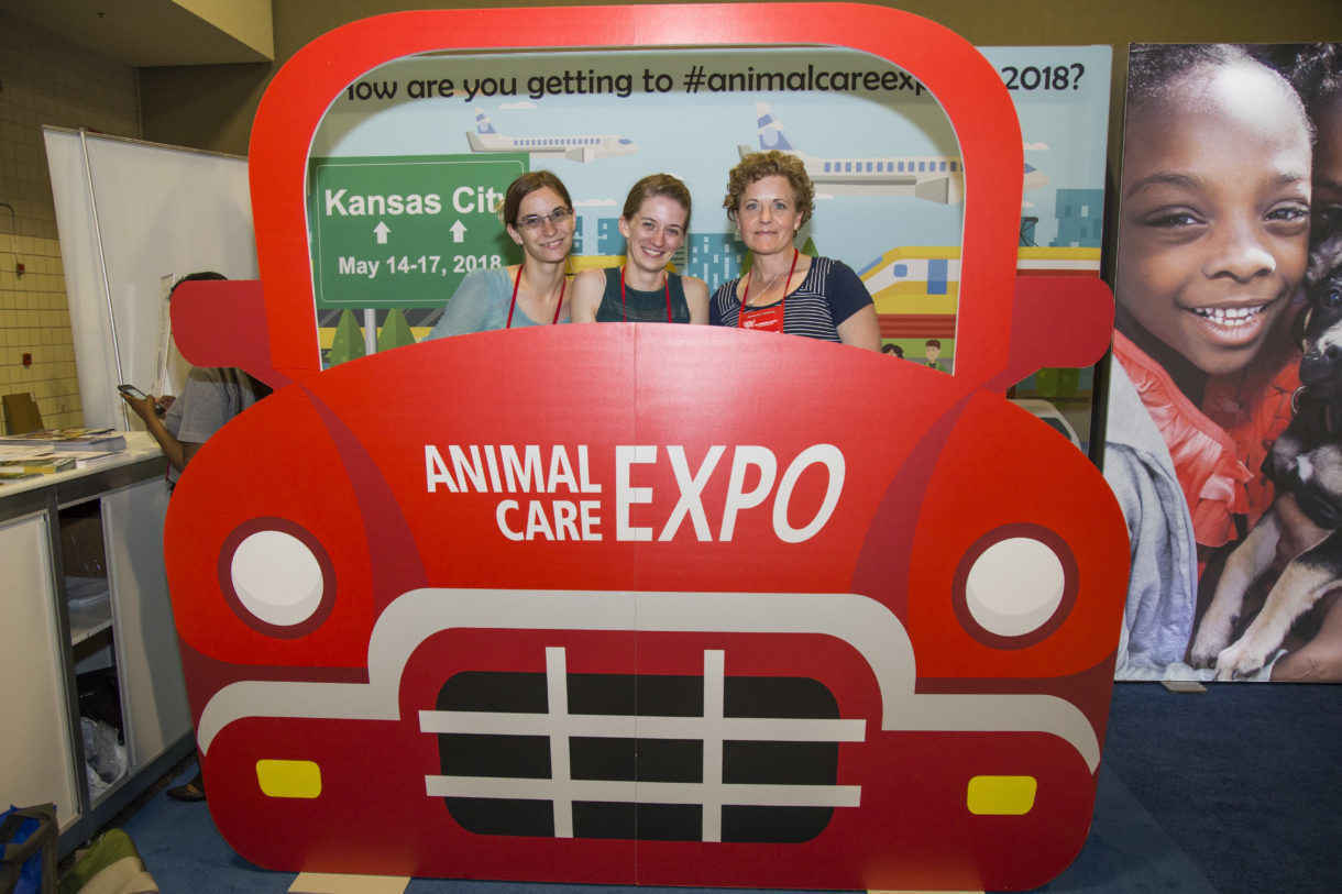 Help Chappy & Friends get to the 2018 Animal Care Expo in Kansas City! image
