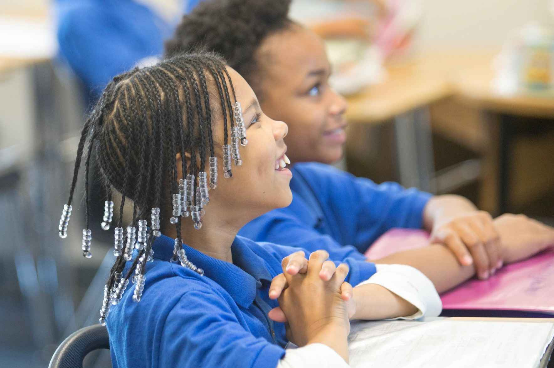 Give now to provide an A+ education for more students in Vance County. image