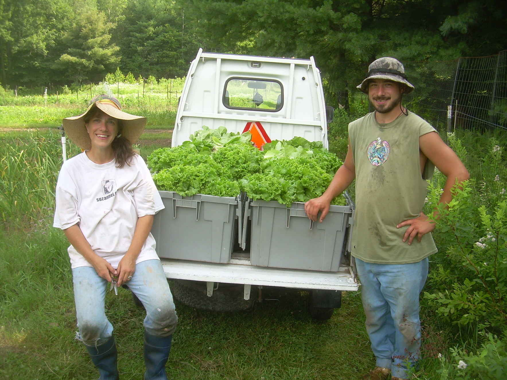 Celebrate Spring with Rondout Valley Growers! image