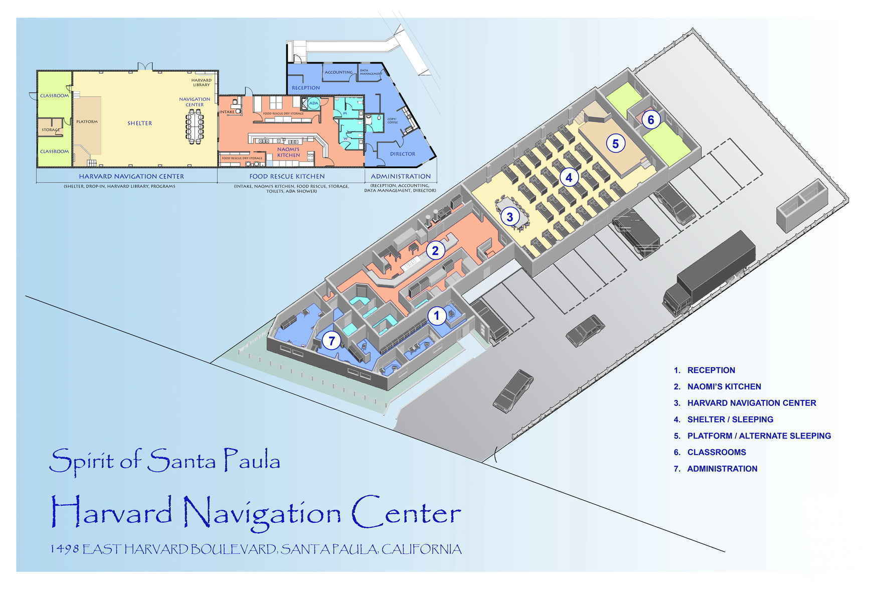 Help us build our new Addition to better serve our Homeless friends! image