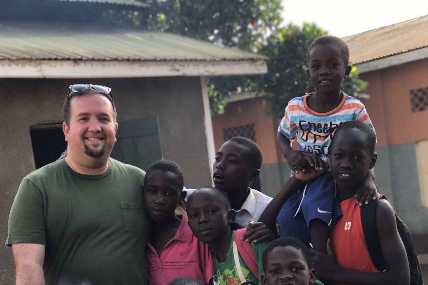 Help us care for orphaned children in Jinja, Uganda image