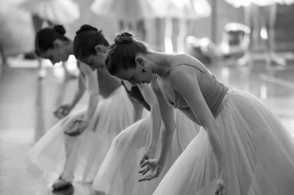 Invest in the beauty of ballet.  image