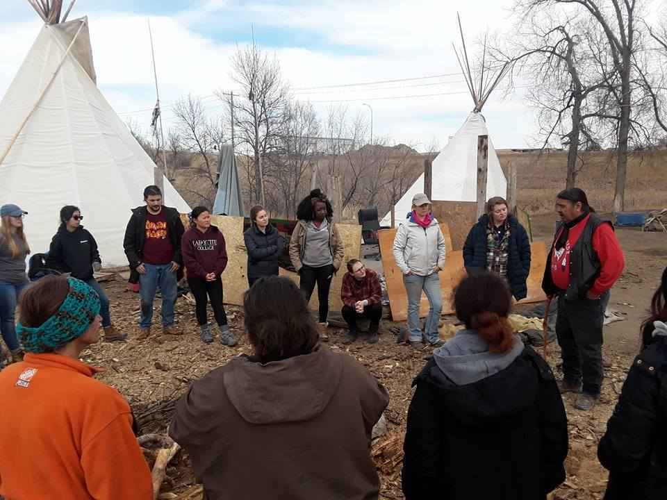 Recurring gifts contribute to ongoing, meaningful and sustainable activities on Pine Ridge. image