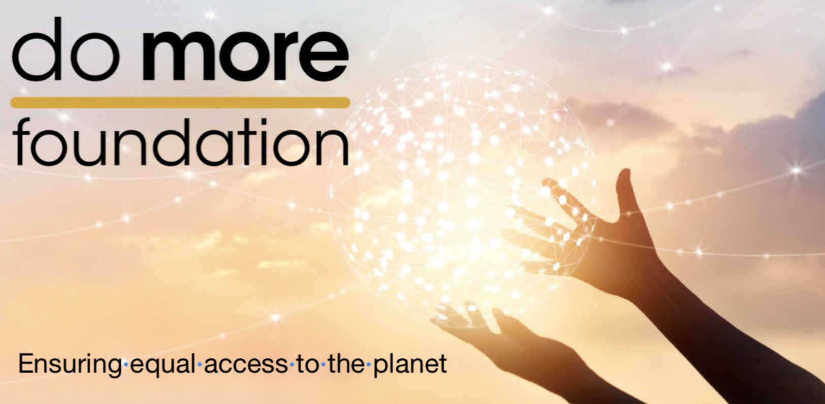Empower people who are blind or low vision to #DoMore image