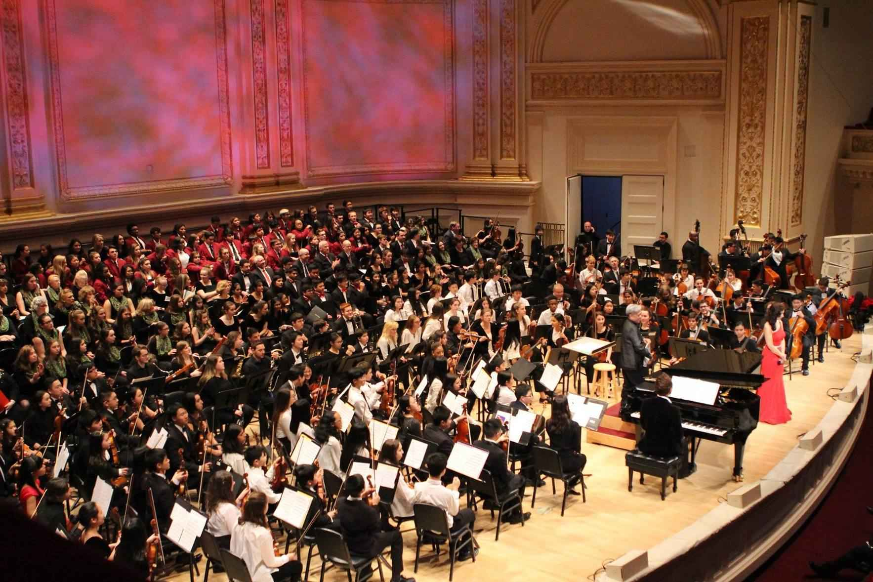 COS is going back to Carnegie Hall! image