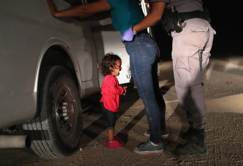 Stop Family Separation at the Border image