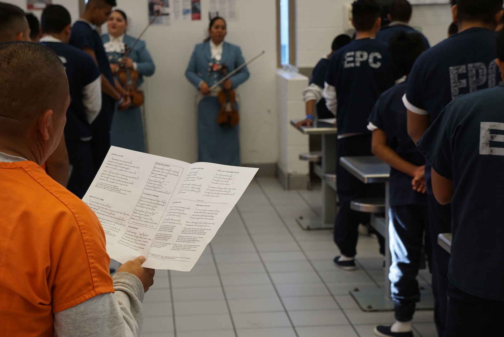Immigration Detention Ministry - Even Now, God's Truth and Love image