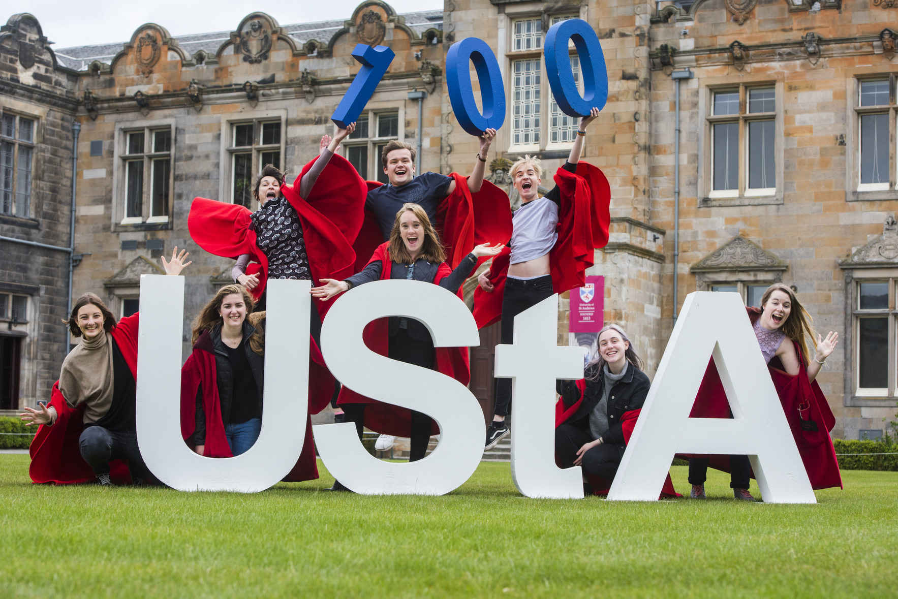University of St Andrews 600th Anniversary Campaign image