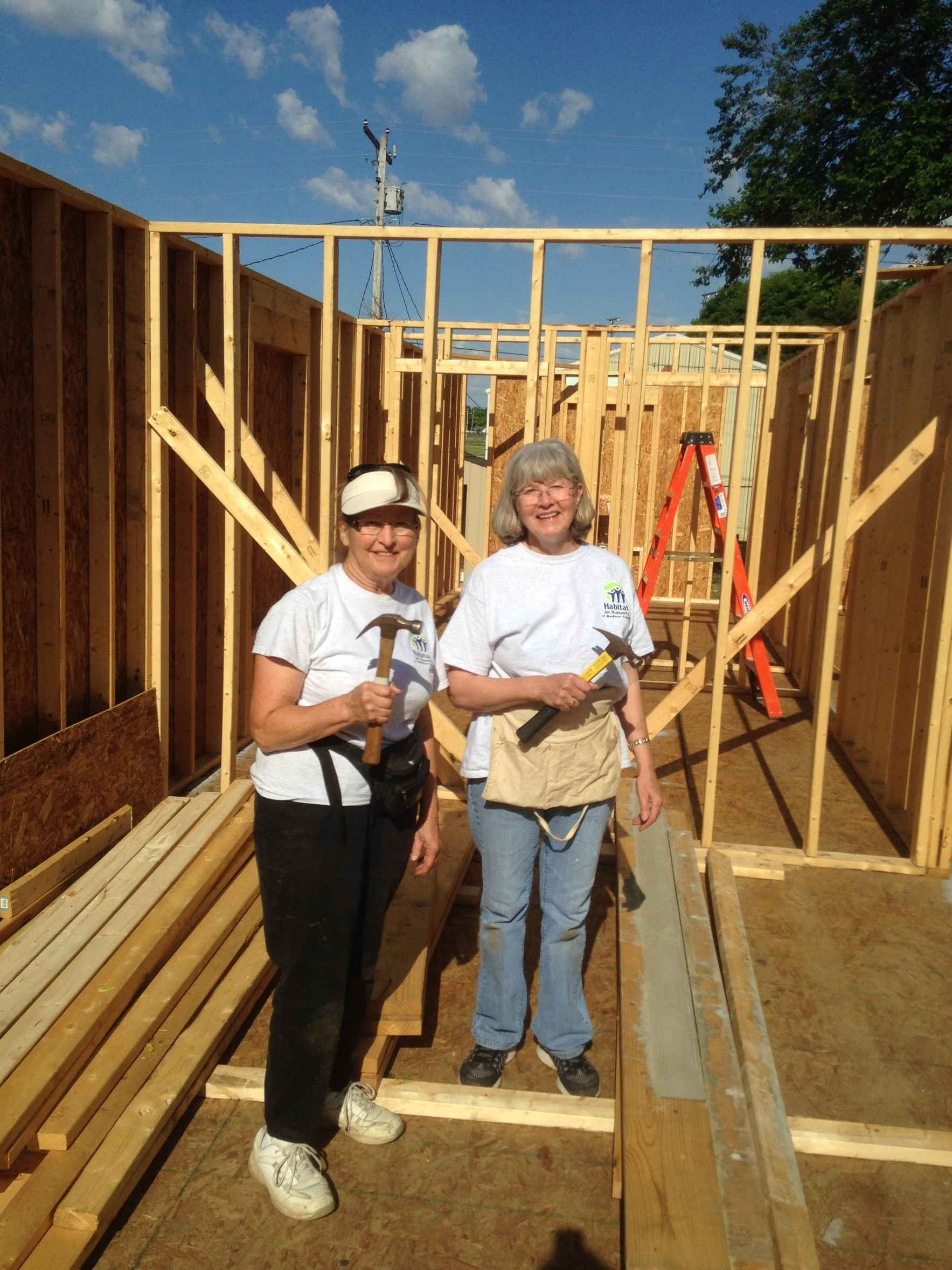 Give $10 on the 10th to build a home and a community! image