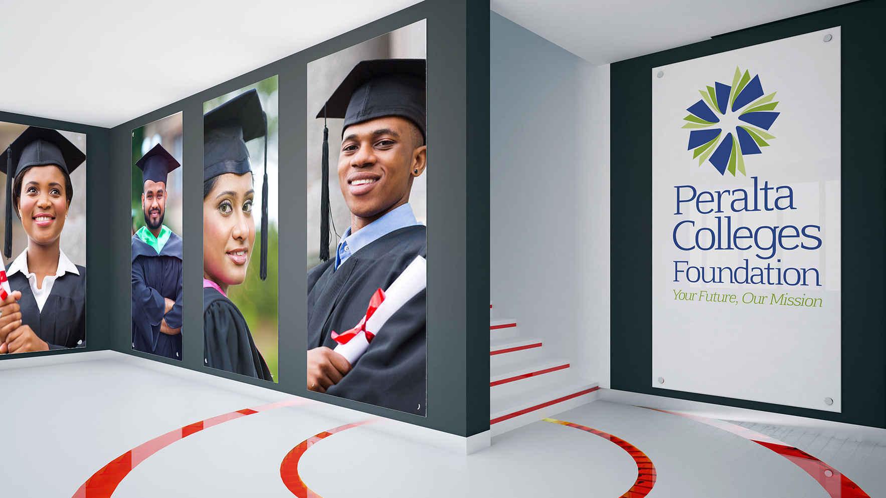 Support Peralta Colleges: Laney, Merritt, COA & BCC image