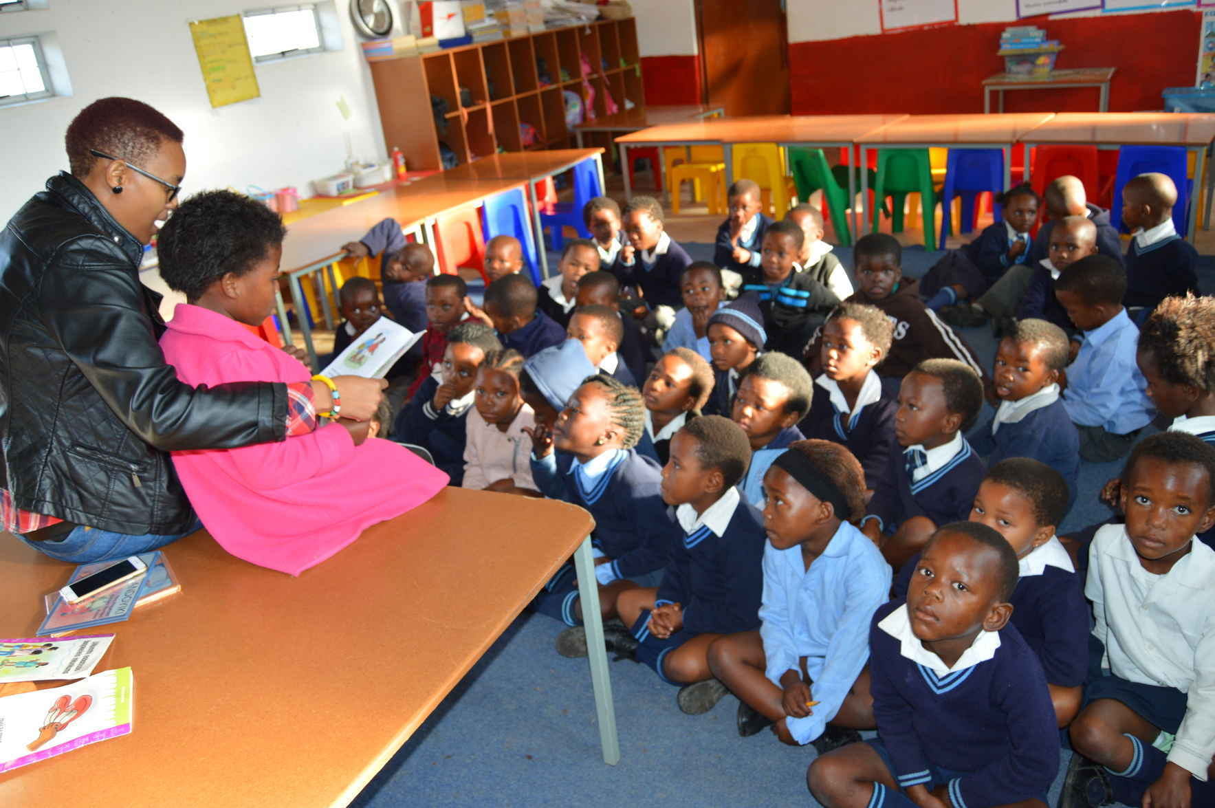 Nelson Mandela Institute for Rural Education image