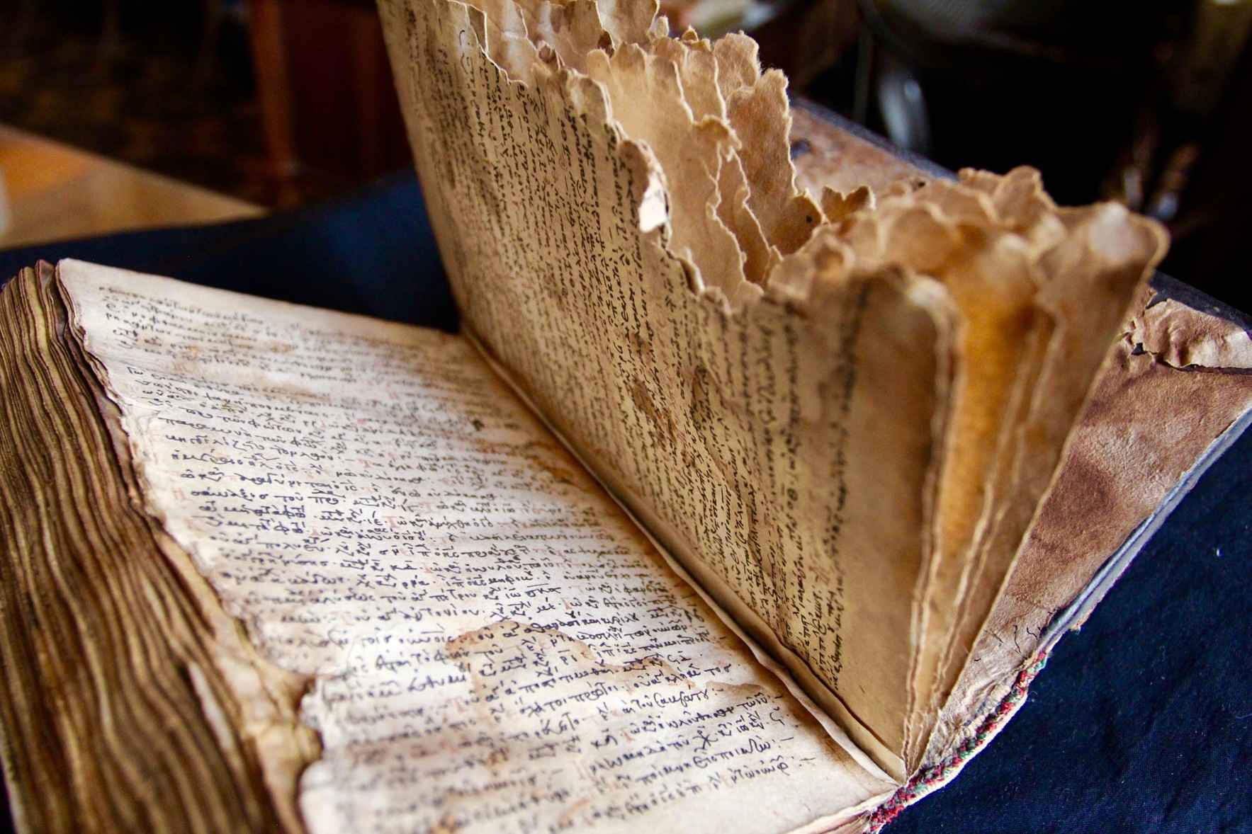 Preserve Ancient New Testament Manuscripts for the Modern World image