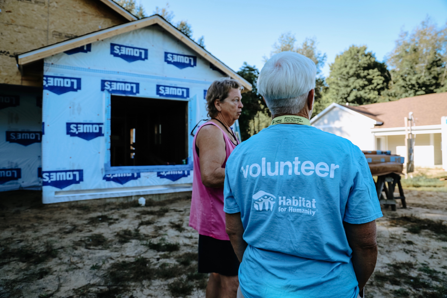 Harbor Habitat is a Christian non-profit housing organization that seeks to eliminate inadequate housing by partnering with  families and engaging the community to provide them a decent place to live.    image