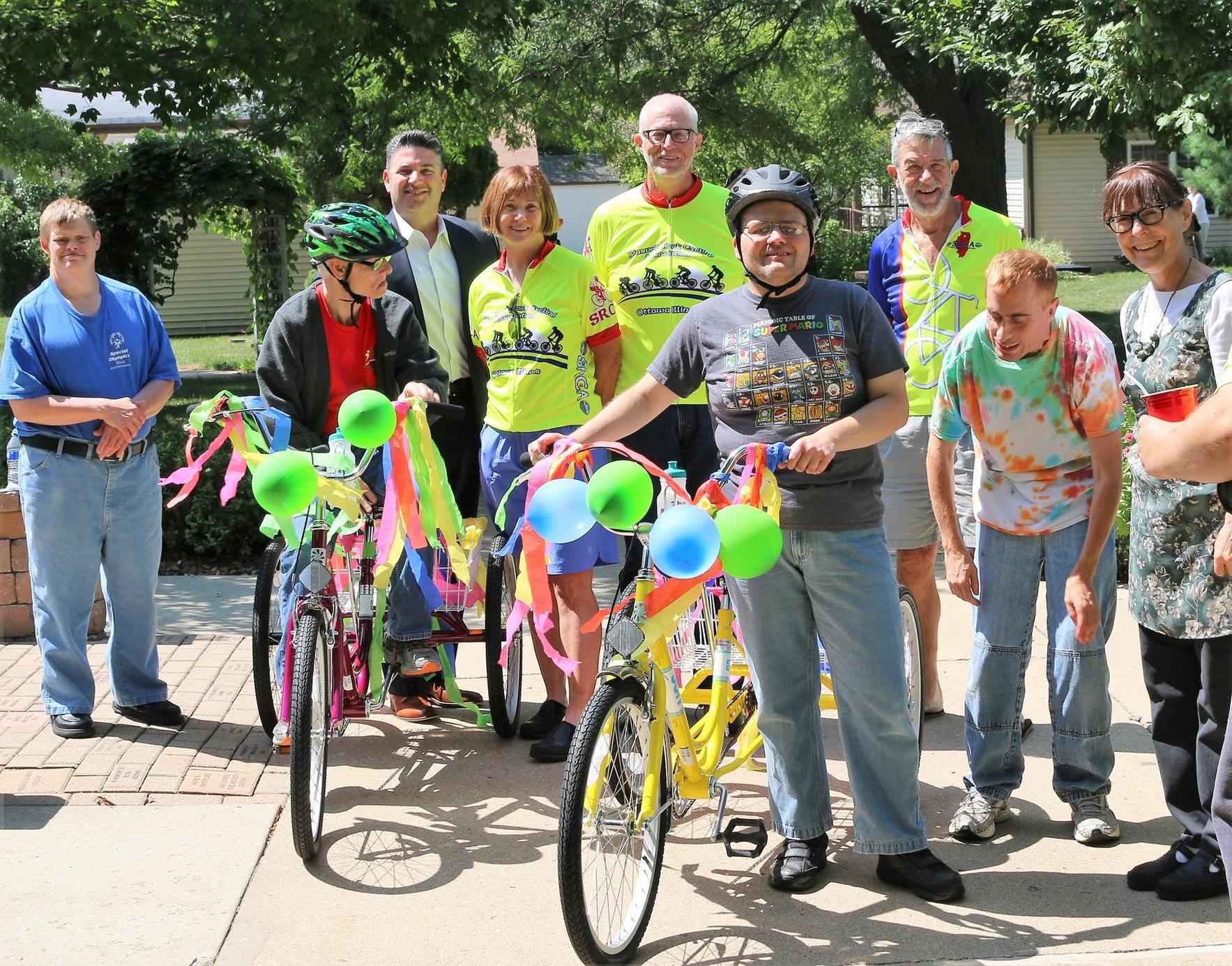 Enriching the Lives of Adults With Intellectual and Developmental Disabilities Throughout Illinois image