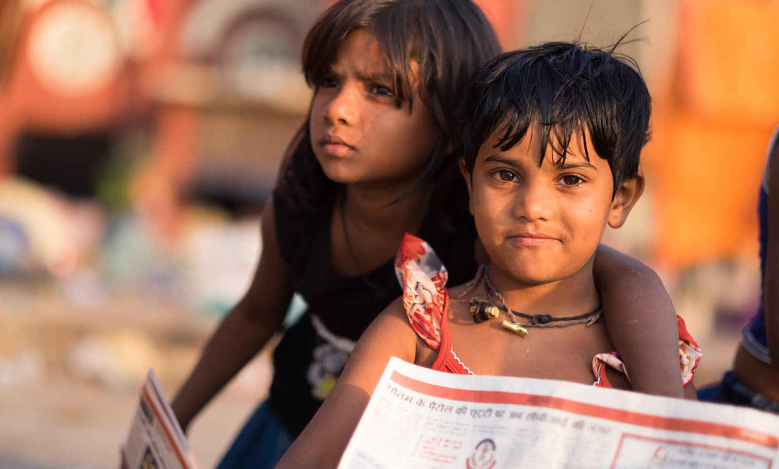 Give Today to Lift the Lives of Women and Children in Red Light Areas image