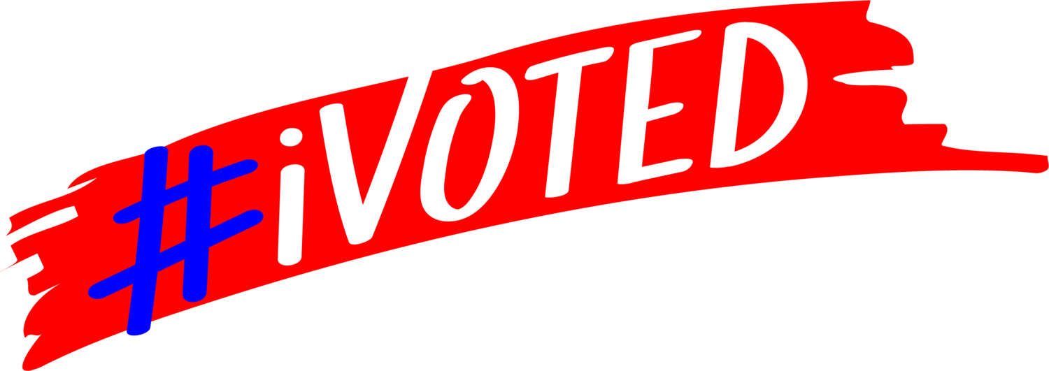 Donate to #iVoted   image