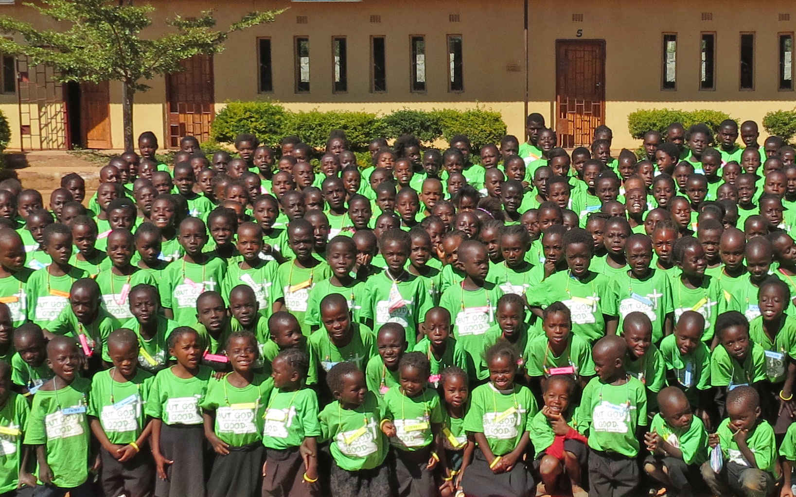 Educate a Child in a Zambia image