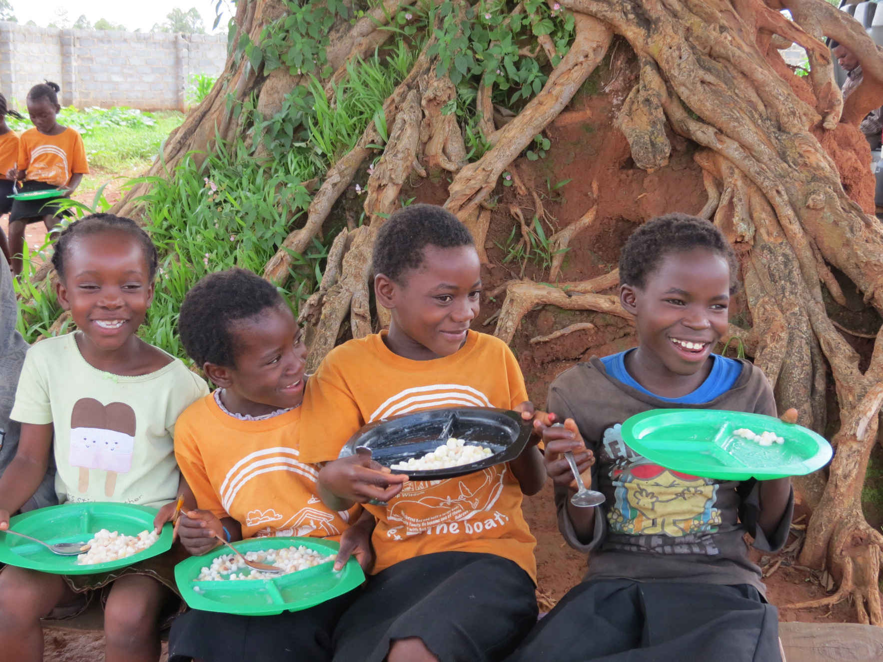 Feed the CHILDREN of WISDOM image