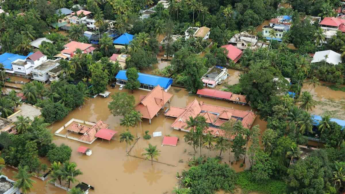 Donate Generously for Kerala Flood Relief Fund image