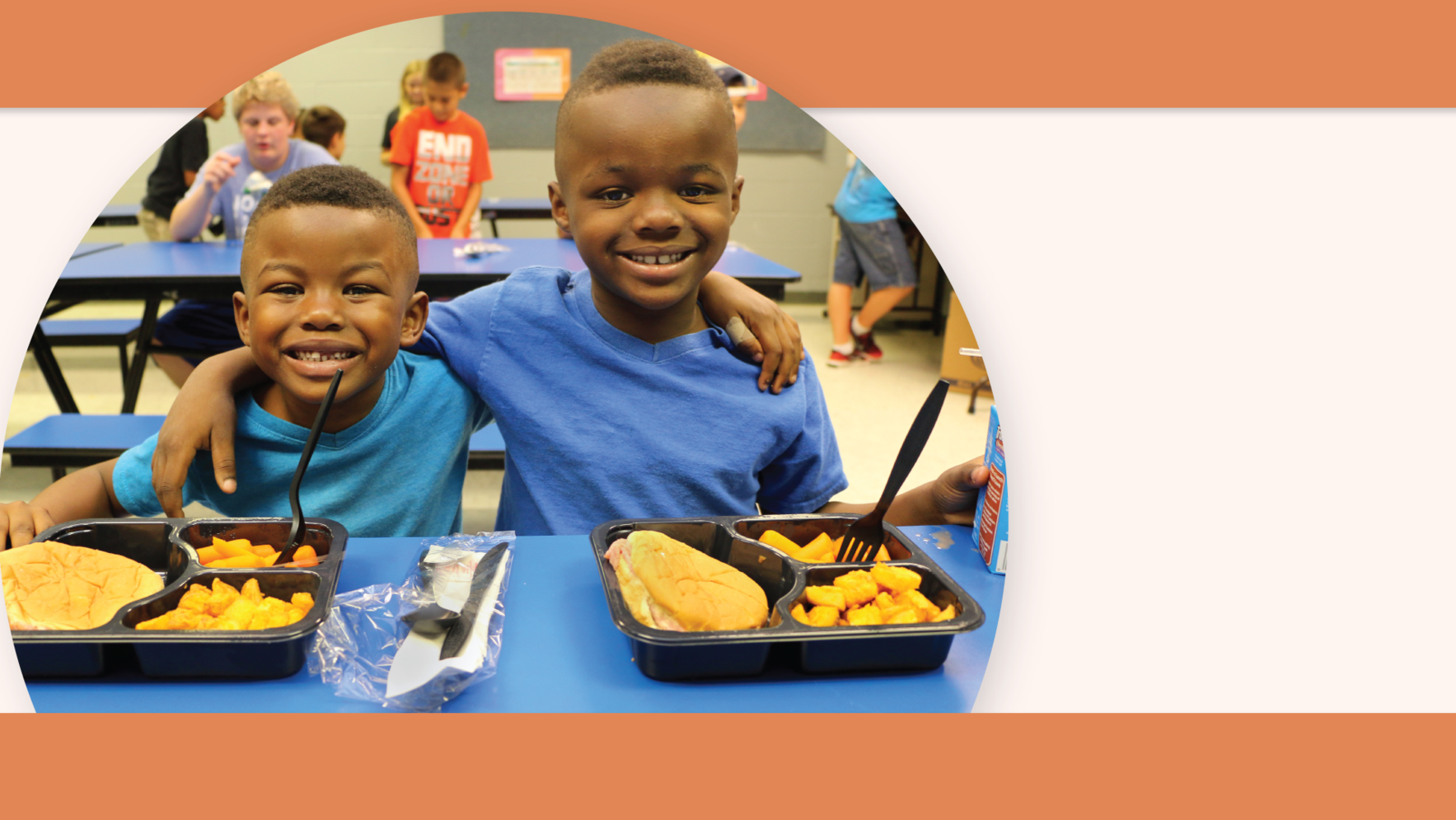 Help us fight hunger today! image