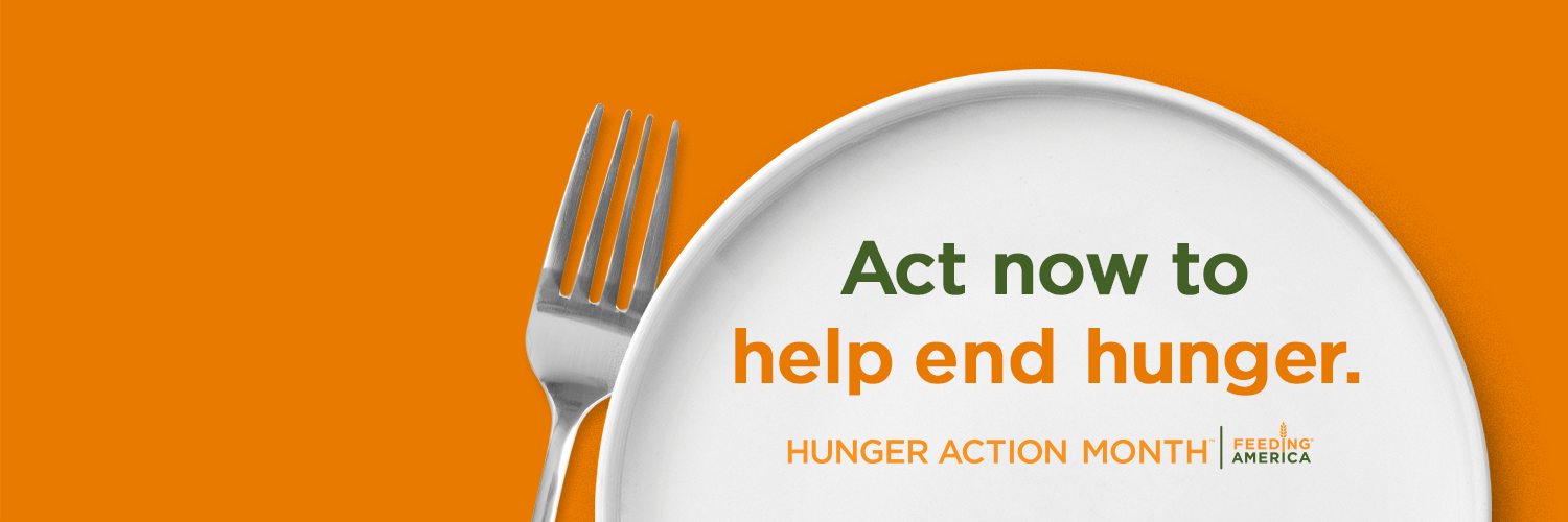 September is Hunger Action Month  image