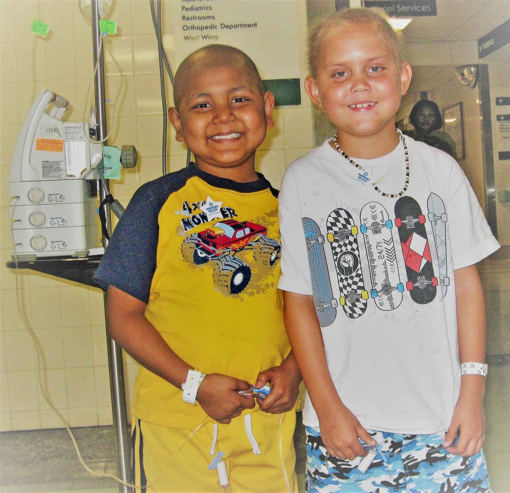 Help a Local Child Fight Cancer Today! image