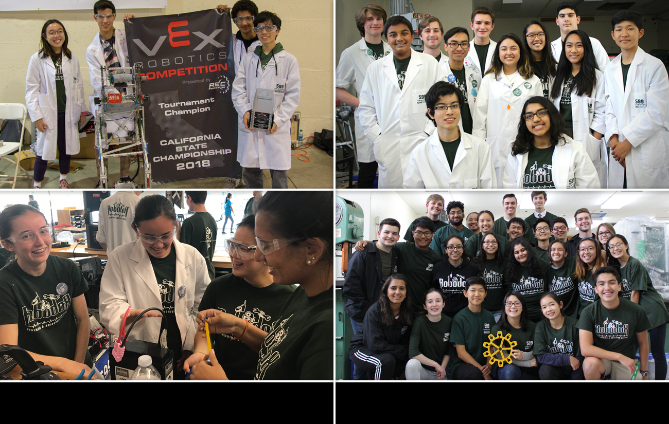 A gift to GHC Robotics helps our students achieve! image