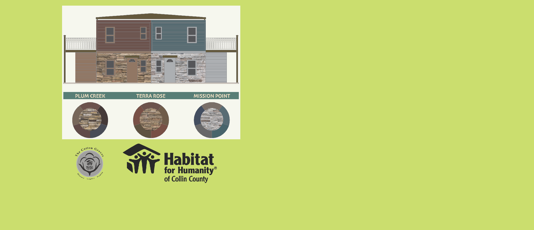 Join us as we bring people together to build homes,communities, and hope. image
