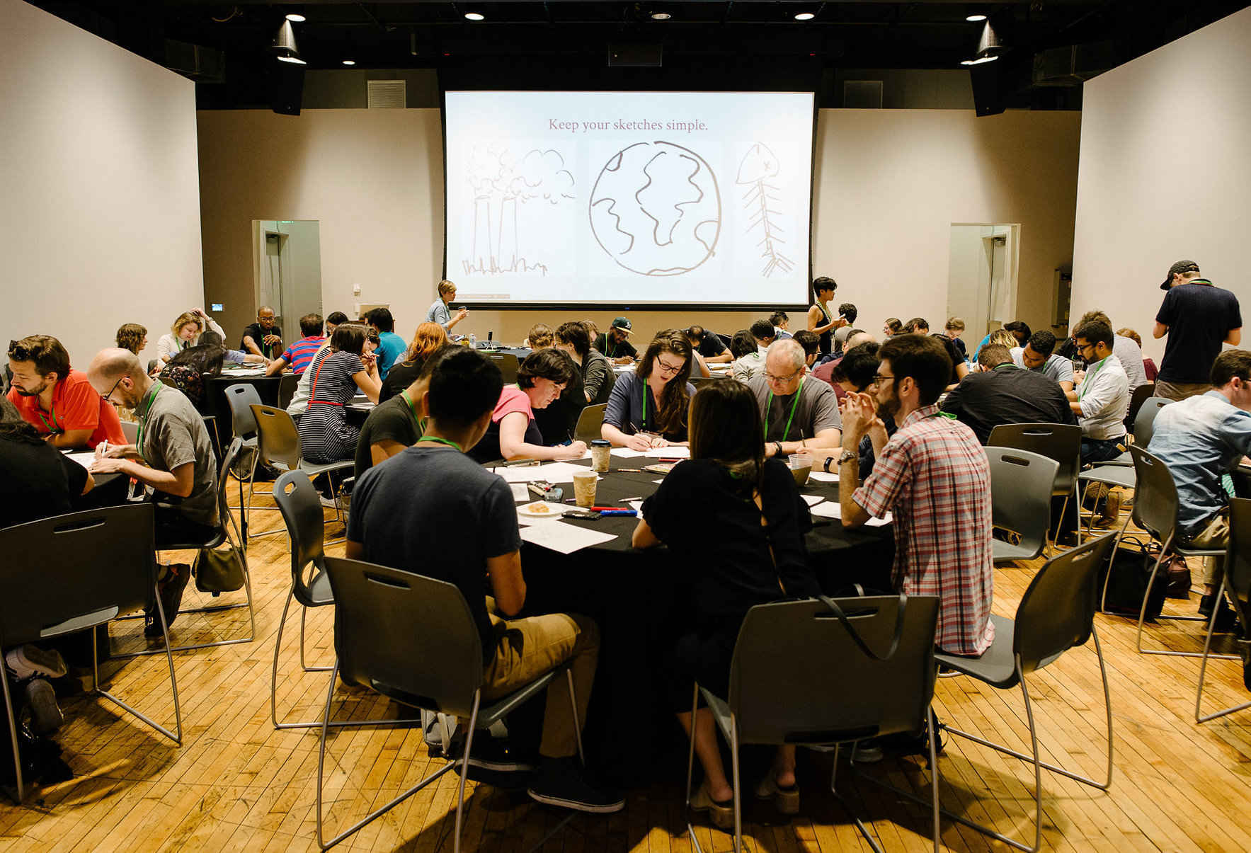Connect the network strengthening journalism image