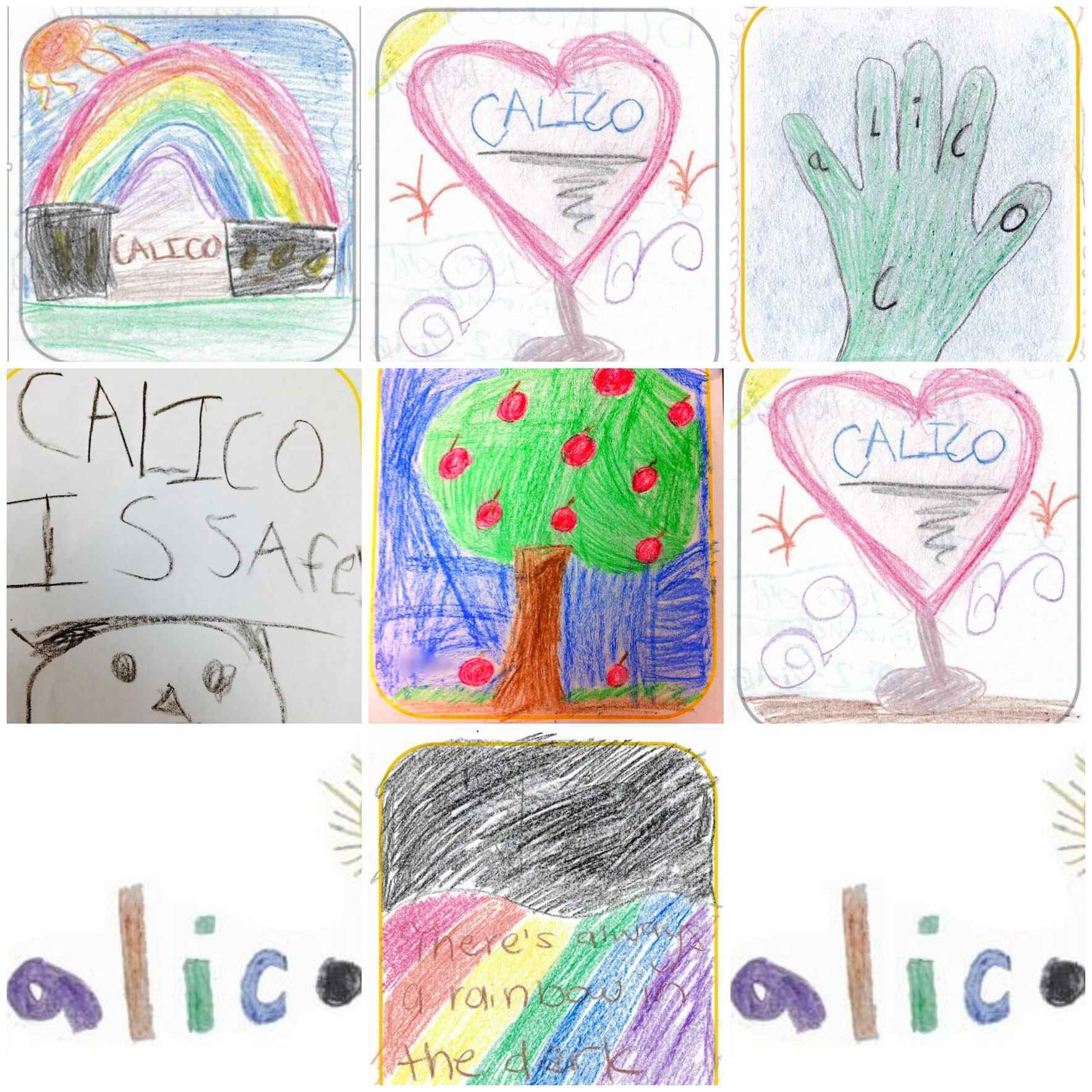 Support CALICO to Help Achieve Justice and Healing for Abused Children image