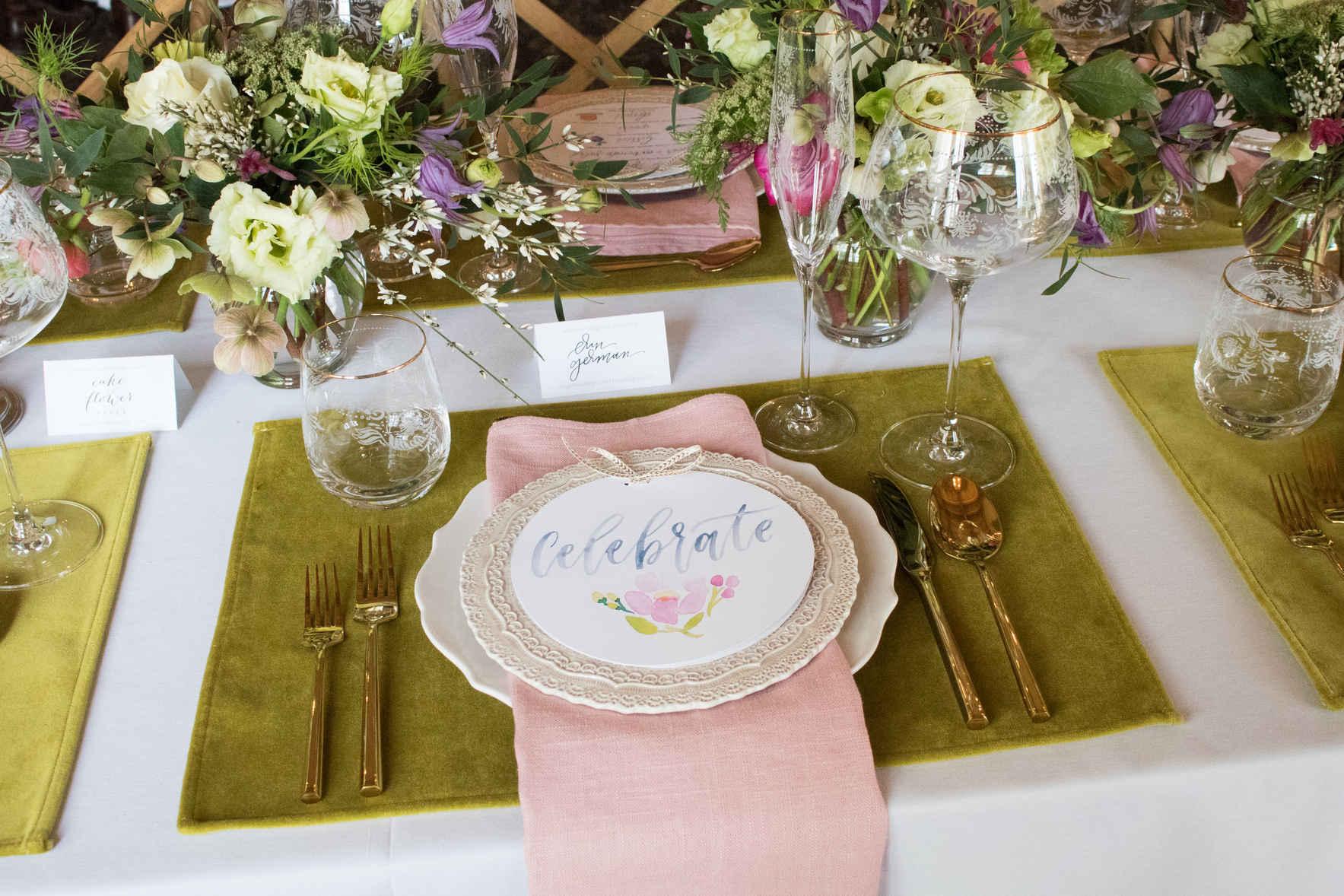 Celebration of Tables  image