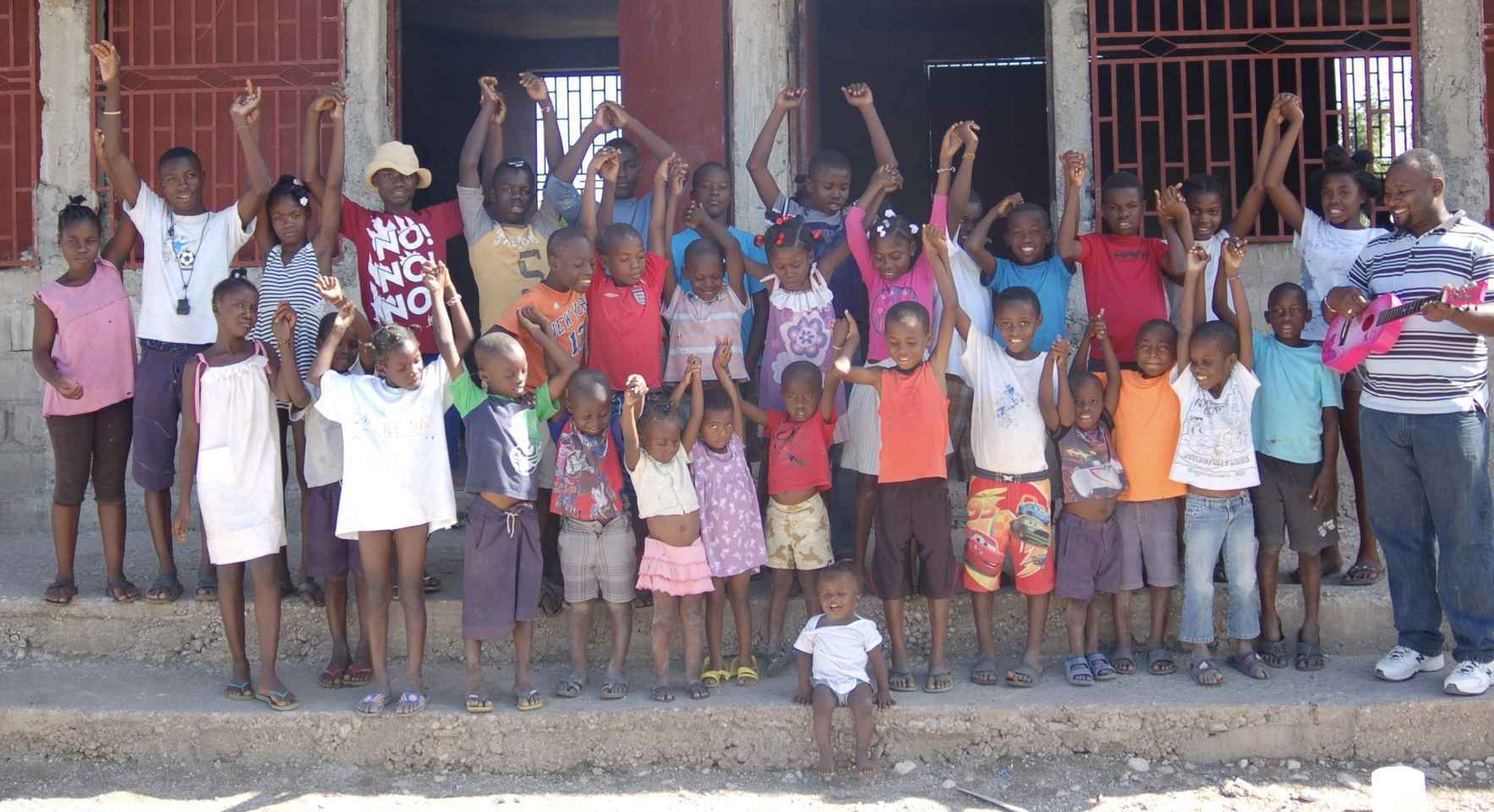 Help us provide Home, Education, Love and Opportunity to orphaned and abandoned children in Haiti image
