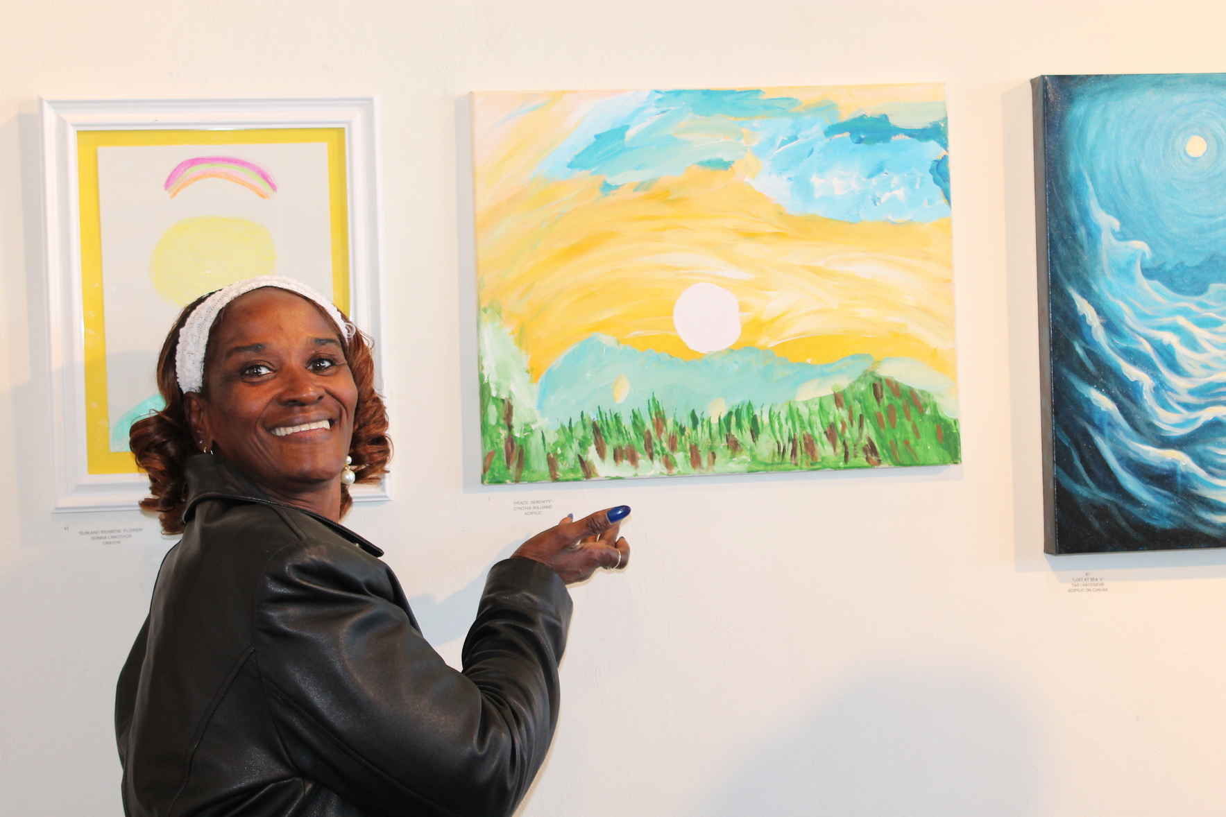 Support Mental Health Connecticut's Mending Art program image