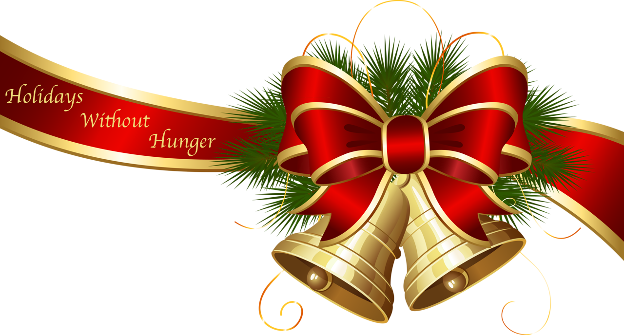 No one should go without food, especially during the holidays.  image