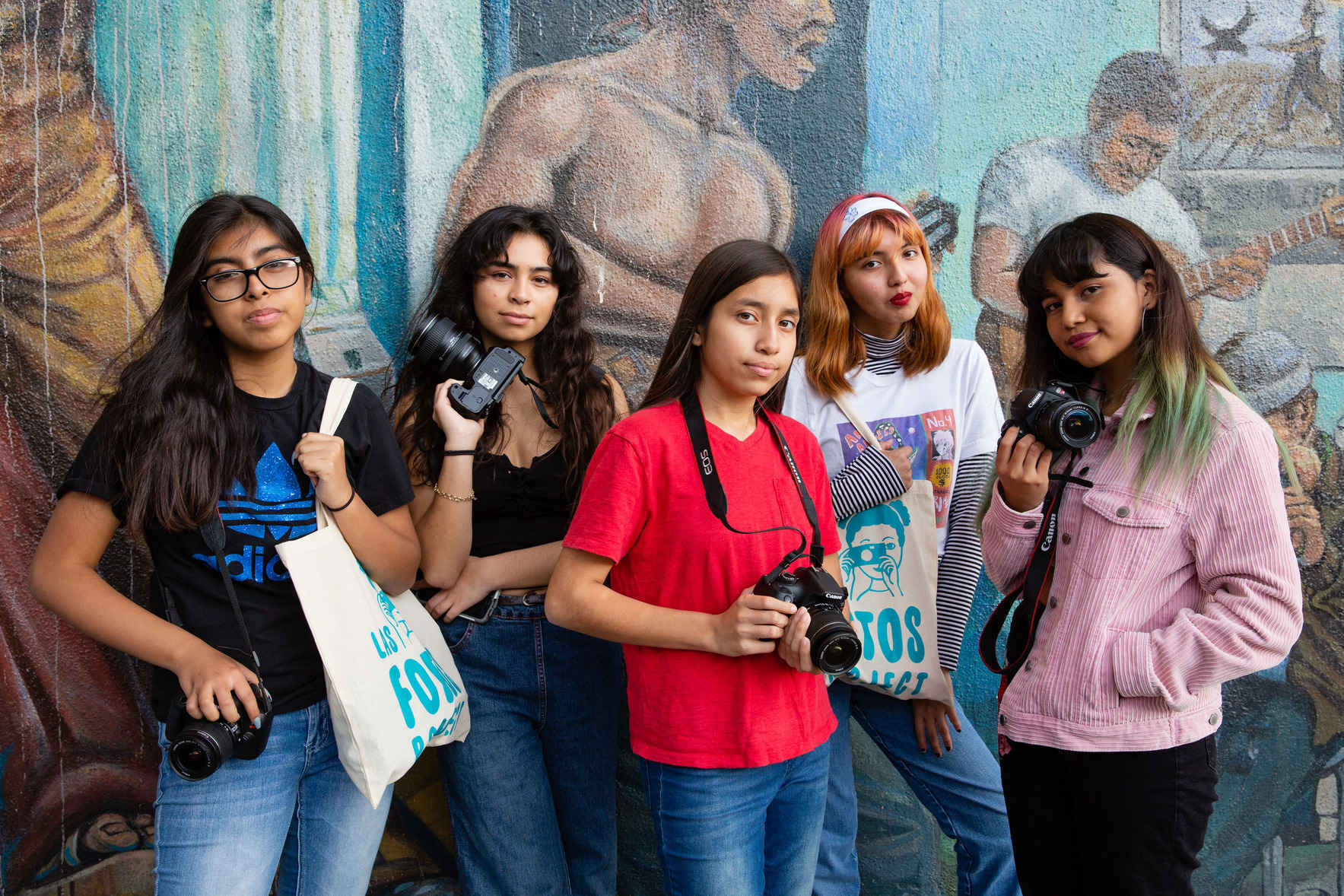 Support the empowerment of teen girls through photography! image