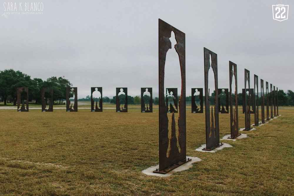 Support the War at Home Memorial's journey from Virginia to Oklahoma image